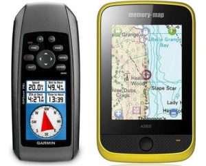 Hiking GPS Safer Than Phone